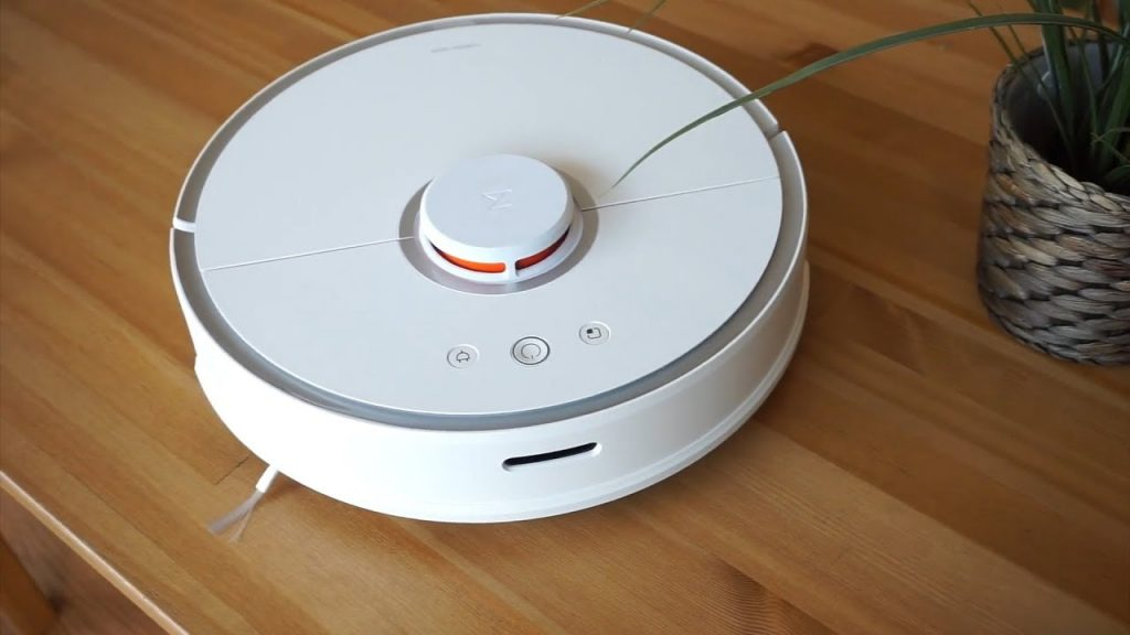 use your robot vacuum