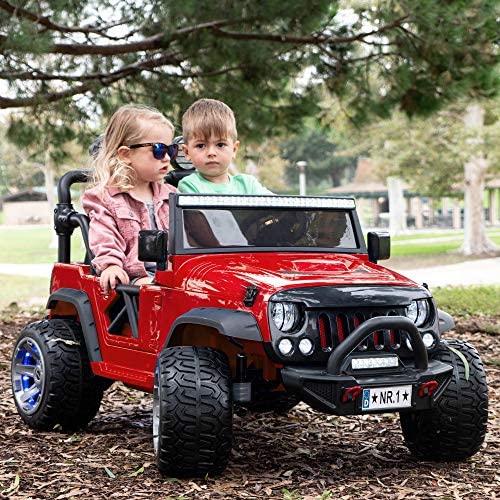 Ride on Jeeps